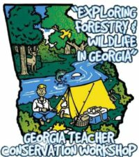 Georgia Teacher Conservation Workshop Logo